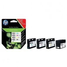 C2P42AE Tintapatron multipack OfficeJet 6100, 6600, HP 932XL+933xl b+c+m+y, 1K+3*825 o.
