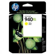 C4909AE Tintapatron OfficeJet Pro 8000, 8500 nyomtatókhoz, HP 940xl, sárga, 1,4k