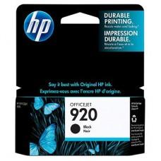 CD971AE Tintapatron OfficeJet 6000, 6500 nyomtatókhoz, HP 920 fekete, 420 oldal