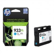 CN054AE Tintapatron OfficeJet 6700 nyomtatóhoz, HP 933xl, cián, 825 oldal