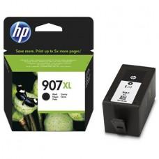 T6M19AE Tintapatron OfficeJet Pro 6970, 6960 nyomtatókhoz, HP 907XL, fekete, 1,5k