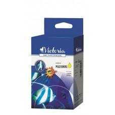 PGI-2500YXL Tintapatron Maxify MB5350 nyomtatókhoz, VICTORIA, sárga, 19,3 ml