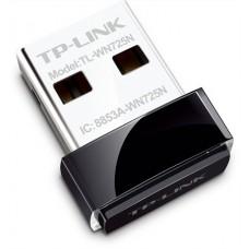 USB adapter, mini, vezeték nélküli, 150 Mbps, TP-LINK