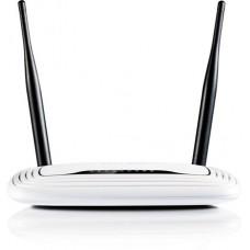 Router, vezeték nélküli, 300Mbps, TP-LINK