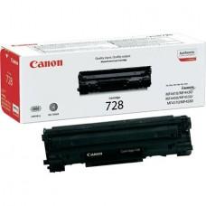 CRG-728 Lézertoner i-SENSYS MF4410, 4430, 4450 nyomtatókhoz, CANON, fekete, 2,1k