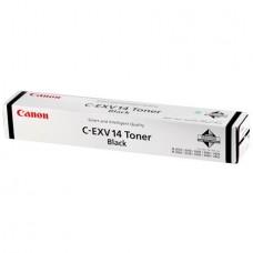 C-EXV14 Fénymásolótoner IR 2016 fénymásolóhoz, CANON fekete, 8,3k
