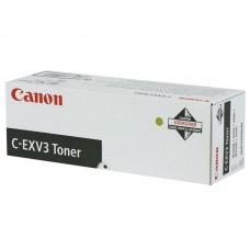 C-EXV3 Fénymásolótoner IR 2200, 2800, 3300 fénymásolókhoz, CANON fekete, 15k