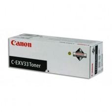 C-EXV33 Fénymásolótoner IR 2520, 2525, 2530 fénymásolókhoz, CANON, fekete, 14,6k