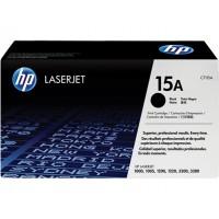 C7115A Lézertoner LaserJet 1000w, 1005w, 1200 nyomtatókhoz, HP 15A, fekete, 2,5k