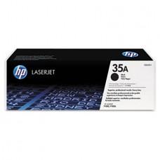CB435A Lézertoner LaserJet P1005, P1006 nyomtatókhoz, HP 35A, fekete, 1,5k