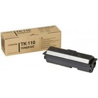 TK110 Lézertoner FS 720, 820, 920 nyomtatókhoz, KYOCERA, fekete, 6k