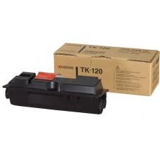 TK120 Lézertoner FS 1030D nyomtatóhoz, KYOCERA fekete, 7,2k