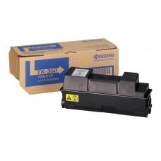 TK360 Lézertoner FS 4020DN nyomtatóhoz, KYOCERA fekete, 20k