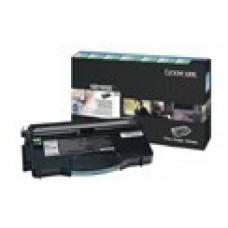 12016SE Lézertoner Optra E120, 120n nyomtatókhoz, LEXMARK fekete, 2k (return)