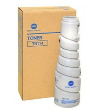 TN114 Fénymásolótoner Di 152, 183, 1611 fénymásolókhoz, KONICA-MINOLTA fekete, 11k