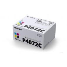 CLT-P4072C Lézertoner multipack CLP 320 nyomtatóhoz, SAMSUNG, fekete 1*1,5k, színes 3*1k
