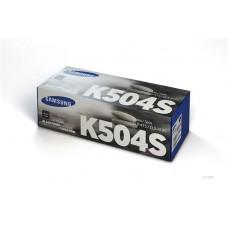 CLT-K504S Lézertoner CLP 415, CLX 4195 nyomtatókhoz, SAMSUNG fekete, 2,5k