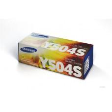 CLT-Y504S Lézertoner CLP 415, CLX 4195 nyomtatókhoz, SAMSUNG sárga, 1,8k