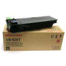 Fénymásolótoner AR 020T fénymásolóhoz, SHARP fekete, 16K