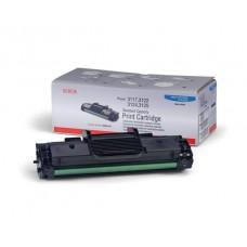 106R01159 Lézertoner Phaser 3117, 3122, 3124 nyomtatókhoz, XEROX fekete, 3k