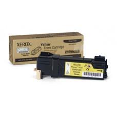 106R01337 Lézertoner Phaser 6125 nyomtatóhoz, XEROX, sárga, 1k