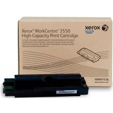 106R01531 Lézertoner WorkCentre 3550 nyomtatóhoz, XEROX fekete, 11k