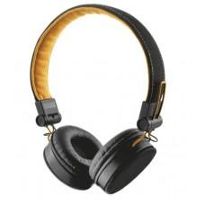 Fejhallgató, összehajtható kivitel, 3,5 mm jack, TRUST