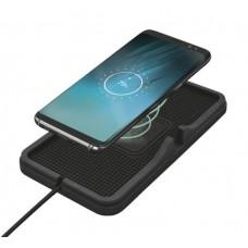 Autós telefontartó és töltő, Qi szabvány, TRUST