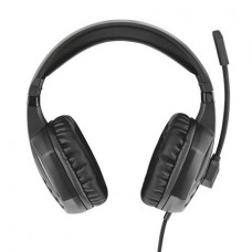Fejhallgató, mikrofonnal, gaming, 3,5 mm jack, TRUST