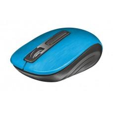 Egér, vezeték nélküli, optikai, közepes méret, USB, TRUST