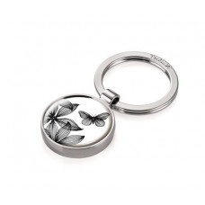 Kulcstartó, érmével, fém, TROIKA