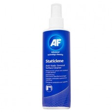 Tisztítófolyadék, általános felületre, pumpás, 250 ml, AF