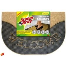 Szennyfogó szőnyeg, 45x65 cm, Welcome felirattal 3M