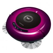 Robotporszívó, mini, lila
