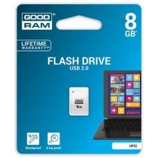 Pendrive, 8GB, USB 2.0, 20/5Mb/sec, mini, GOODRAM