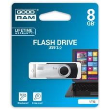 Pendrive, 8GB, USB 2.0, 20/5MB/sec, GOODRAM