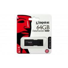 Pendrive, 64GB, USB 3.0, KINGSTON