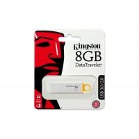 Pendrive, 8GB, USB 3.0, KINGSTON