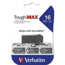 Pendrive, extra ellenálló, 16GB, USB 2.0, VERBATIM