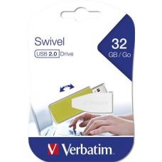 Pendrive, 32GB, USB 2.0, 8/2MB/sec, VERBATIM