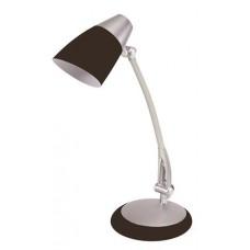 Asztali lámpa, kompakt fénycső, 15 W, ALBA